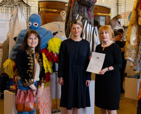 FEUVA Costume Student Prize 2018 Runner Up 2