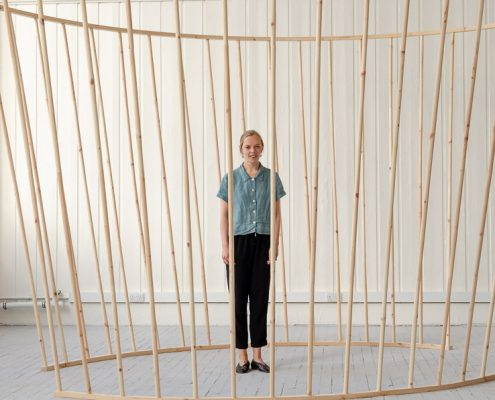 FEUVA Student Sculpture Prize 2018 - Alice Dudgeon