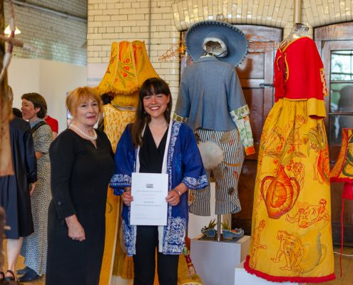 FEUVA Costume Student Prize 2018 Runner Up 3