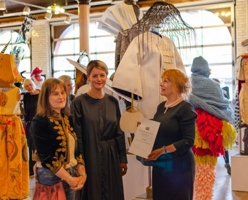 FEUVA Costume Student Prize 2018 Runner Up