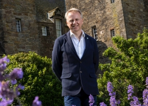 Philip Long, OBE Chief Executive of the National Trust for Scotland